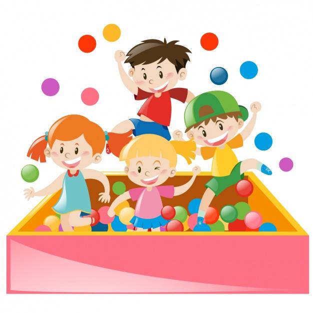 Sale zabaw dla dzieci – prawdziwy raj!