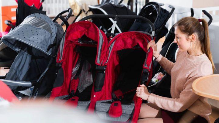 Jakie zalety mają wózki dziecięce 2w1?