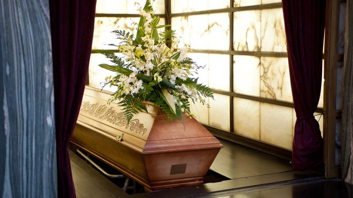 Bardzo profesjonalnie działający zakład pogrzebowy