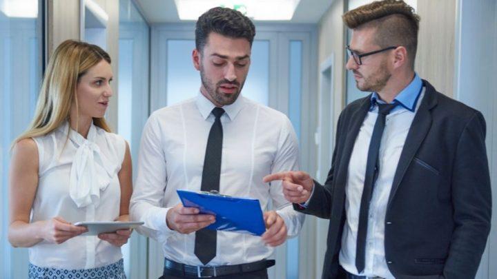 Jak może być poprawiona komunikacja wewnątrz firmy?